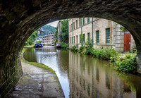 Canal at Hebden Bridge - September.jpg