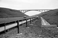M62 - 1971 - Just after opening in December 1970.