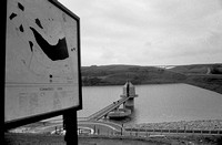 Scammonden Reservoir & M62