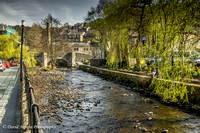 Hebden Water, Hebden Bridge  DP 268 Y