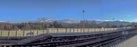 Cairn Gorm from Aviemore Station