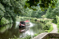 A Tranquil Afternoon on the Canal - August