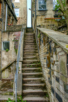 Hebden Bridge - Steps