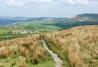 Packhorse Track to Todmorden