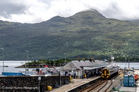 End of the Line - Kyle of Lochalsh station.