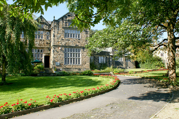 Todmorden Old Hall